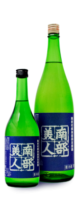 純米吟醸 無濾過生原酒商品写真