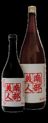 特別純米酒 無濾過生酒商品写真