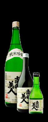 純米吟醸商品写真