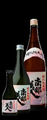 特別純米酒商品写真